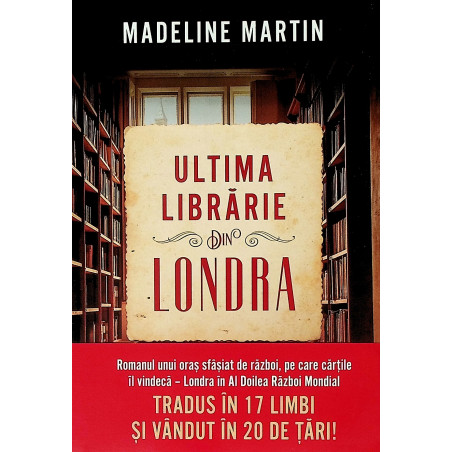 Ultima librarie din Londra