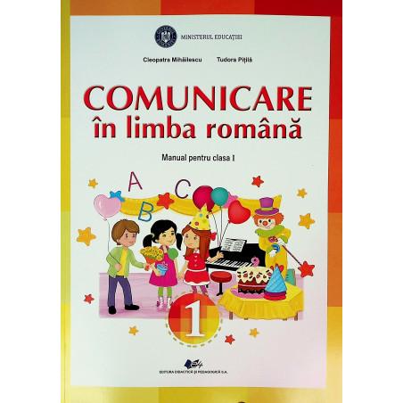 Comunicare in limba romana,...