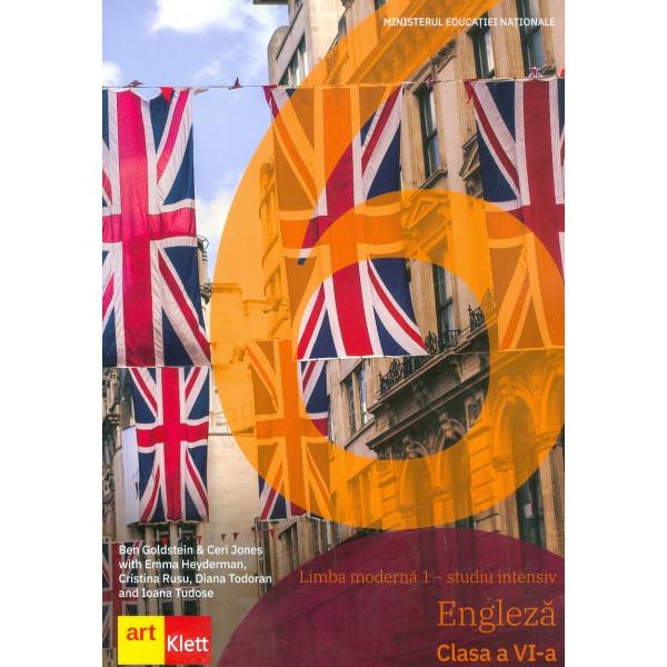 Limba moderna 1 - Studiu intensiv. Engleza, clasa a VI-a