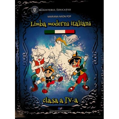 Limba moderna italiana,...