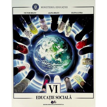 Educatie sociala, clasa a VI-a