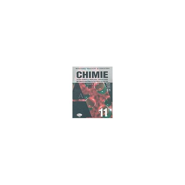 Chimie (C1), clasa a XI-a