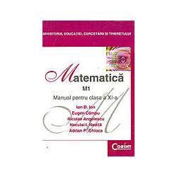 Matematica (M1), clasa a XI-a