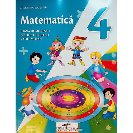 Matematica clasa a-IV-a