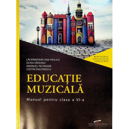 Educatie muzicala clasa a-VI-a