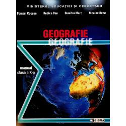 Geografie,clasa a-x-a