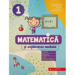 Matematica si explorarea mediului ,clasa a-I-a