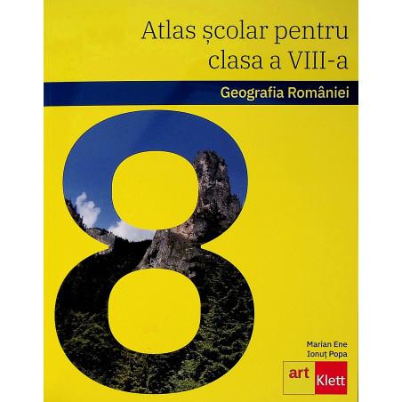 Atlas scolar pentru clasa a...