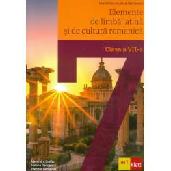 Elemente de limba latina si...