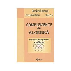 Complemente de algebra