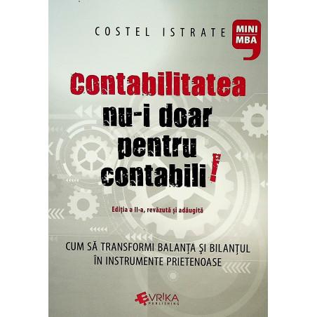 Contabilitatea nu-i doar...