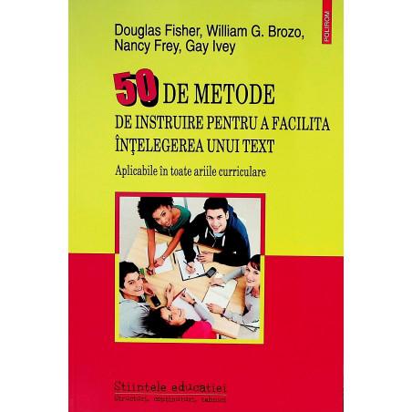 50 de metode de instruire...