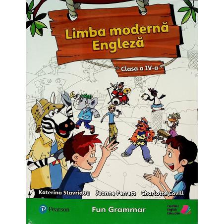 Limba moderna engleza,...