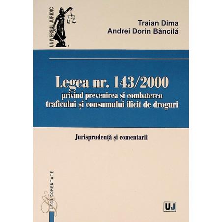 Legea nr. 143/2000 privind...