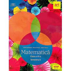Matematica, clasa a VI-a,...