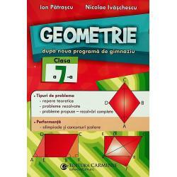 Geometrie, clasa a VII-a