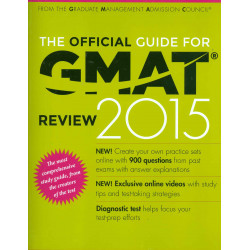 The Official Guide for GMAT...