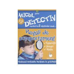 Micul detectiv rezolva in 5...
