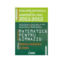 Matematica pentru gimnaziu...