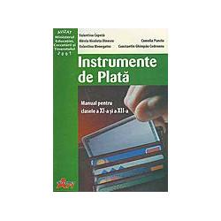 Instrumente de plata, clasele a XI-a si a XII-a