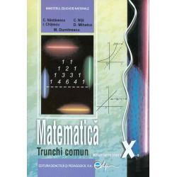 Matematica, clasa a X-a -...