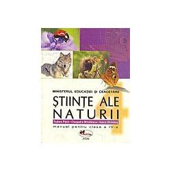 Stiinte ale naturii, clasa a IV-a