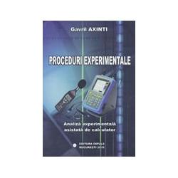 Proceduri experimentale,...