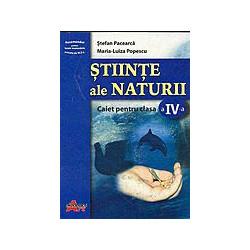 Stiinte ale naturii: caiet...