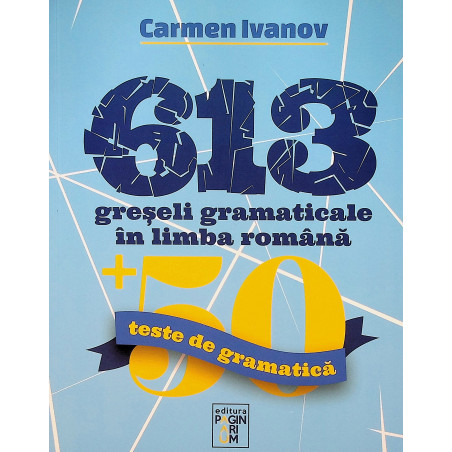 613 greseli gramaticale in...
