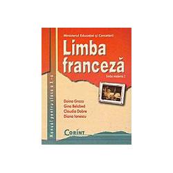 Franceza (L2), clasa a X-a