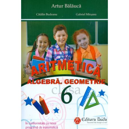 Aritmetica. Algebra....