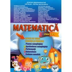 Matematica, clasa a V-a:...
