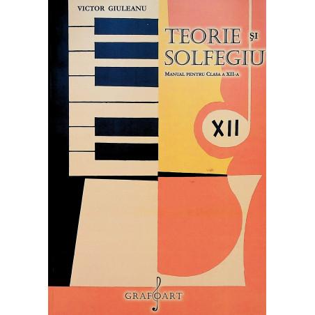 Teorie si Solfegiu ,Manual...