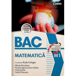 Matematica M1 - Bac 2022