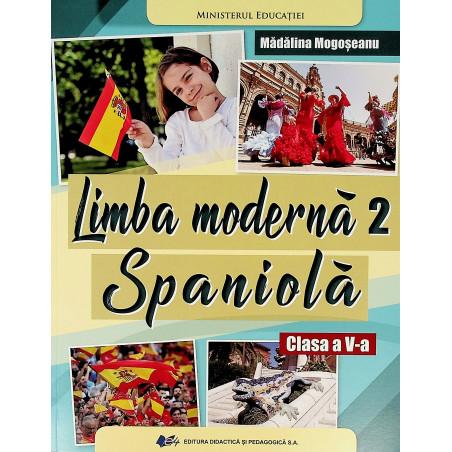 Limba moderna 2 spaniola,...