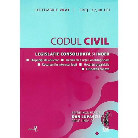 Codul civil. Legislatie...