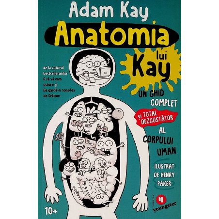 Anatomia lui Kay. Un ghid...