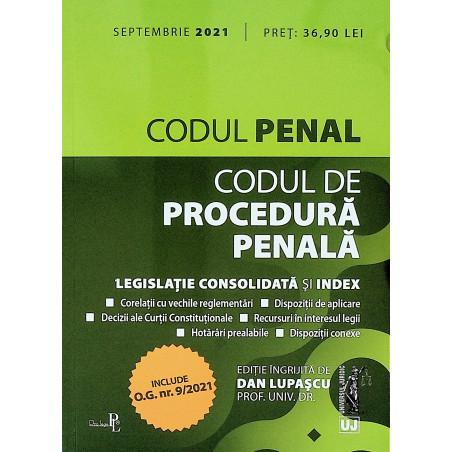 Codul penal. Codul de...