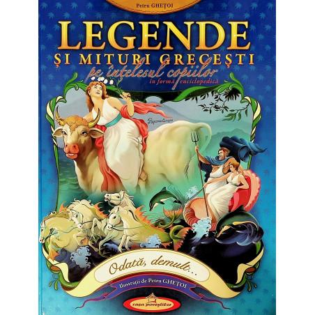 Legende si mituri grecesti...