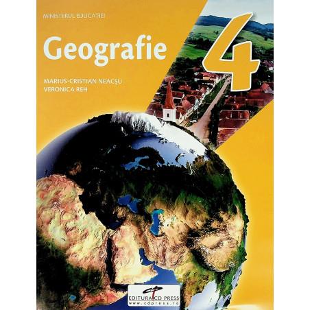 Geografie, clasa a IV-a